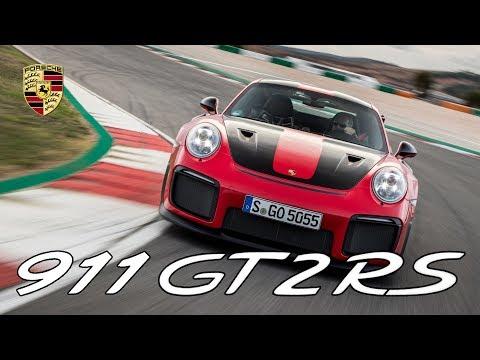 2018 Porsche 911 GT2 RS Track Action