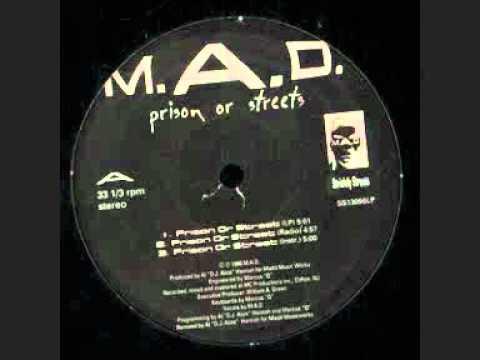 M.A.D. - Parole (LP)