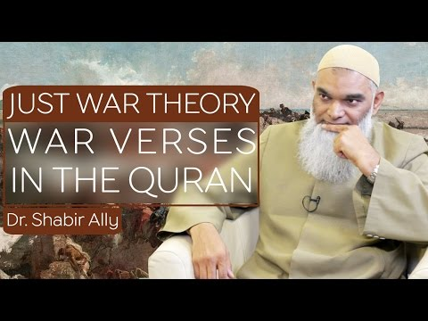 Classical just war theory and its