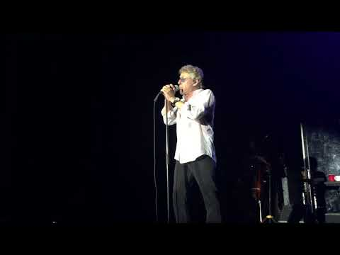 Always Heading Home- Roger Daltrey- New Song - St. Augustine, FL 11-3-17