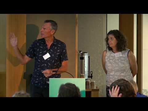 Community engagement in action – Denis Peel and Kate Dyson – Annerley-Stephens History Group Inc.