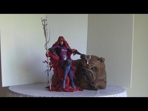 XM Studios Medusa statue Marvel Comics Inhumans