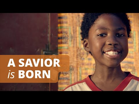 A Savior Is Born—Christmas Video #ASaviorIsBorn - YouTube