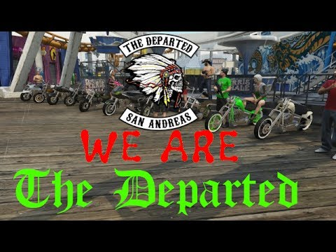 how to start motorcycle club gta v