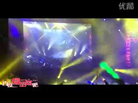 20100808 Rainie Yang at Dalian - Ideal Lover&Left Side