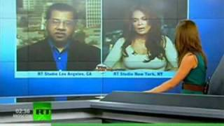 ISLAM Ahmadiyya Muslim on RTTV debating with Pamela Geller   YouTube