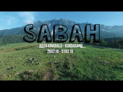 Kinabalu Sabah Borneo Holiday Tours With DJI Spark - DJI Osmo