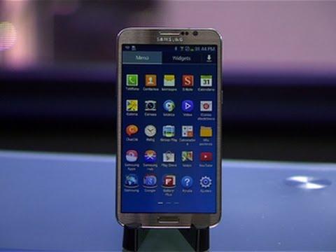 Primer vistazo: Samsung Galaxy Round