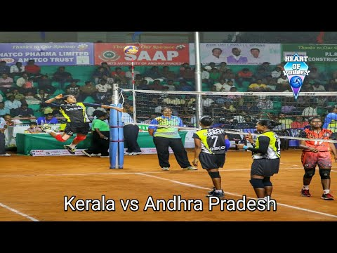 Kerala Vs Andhra Pradesh women's | Full  Highlights |Federation Cup 2018 | Watch HD
