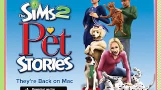 The Sims 2 Pet Stories MAS