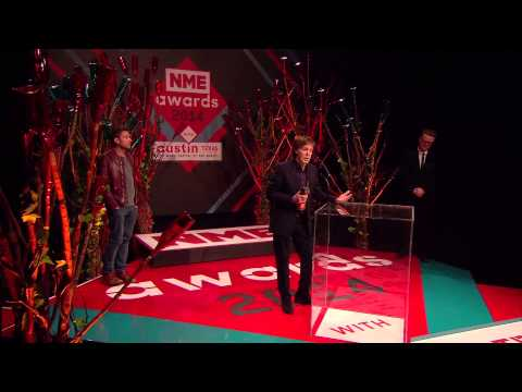 Paul McCartney Reveals Beatles High Jinks In NME Awards Speech