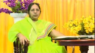 Karmoji Shanthamma Garu Testimony (Love Of Cross)