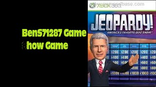 Jeopardy Xbox 360 (2nd Run) Game 1