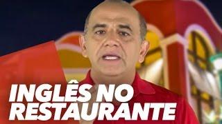 Como falar em inglês no Restaurante?