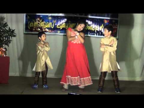 I Love You Mummy Dance Performance (Bhaskar The Rascal)