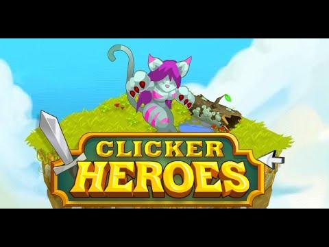 Clicker Heroes Gameplay Longplay Pc Youtube