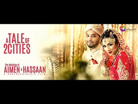 Best Indian Cinematic Wedding Aimen & Hassan: Photosynthesis Photography Services
