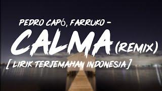 Pedro Capó, Farruko - Calma (Remix) [Lirik Terjemahan Indonesia]