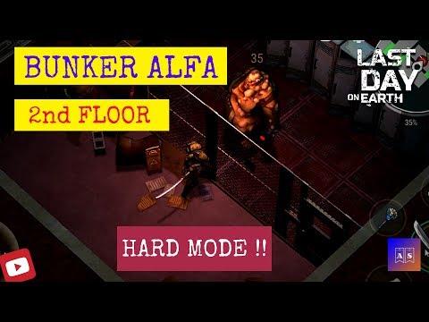last day on earth alpha bunker hard mode