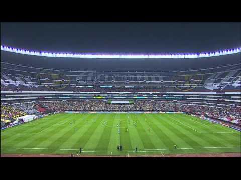 Club America 1-0 Walter Ferretti