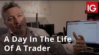 A day in the life of a trader | IG