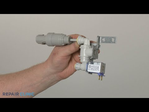 Water Inlet Valve - KitchenAid Ice Machine (Model KUID508ESS2)