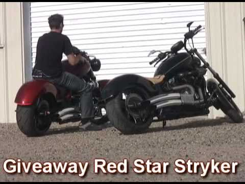 Custom Star Stryker From Low And Mean