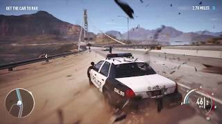 NFS Payback Car 1/30, Crown Vic