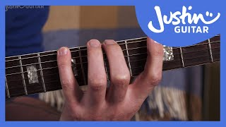 Major Scale 3 Note Per String System Pattern 1 Guitar Lesson Tutorial 3NPS