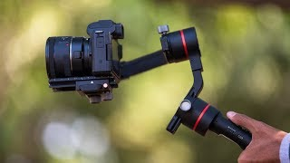 Best GIMBAL for DSLR & Mirrorless Cameras 2019!