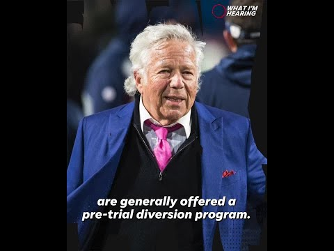Is Robert Kraft off the hook for solicitation charges?