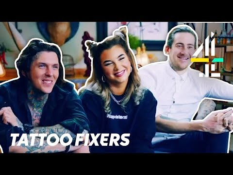 Tattoo Fixers Sketch Get's His Mind Blown !! Part 1 from YouTube · Duration:  7 minutes 41 seconds