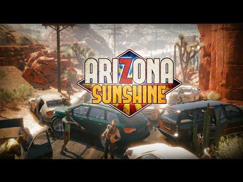 Arizona sunshine. Gun collector trophy