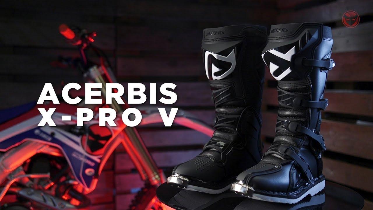 Acerbis X-Pro V - YouTube 5239c5751d