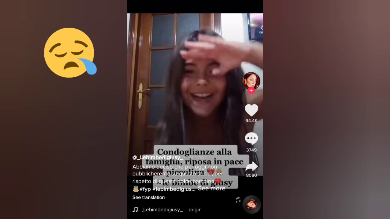 Antonella A 10 Year Old Passed Away After The Viral Tiktok Blackout Challenge Youtube
