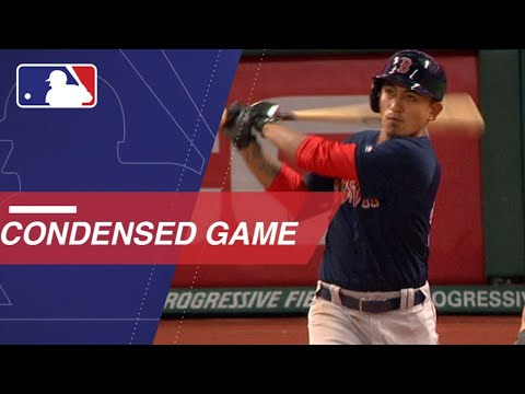Condensed Game: BOS@CLE - 9/21/18