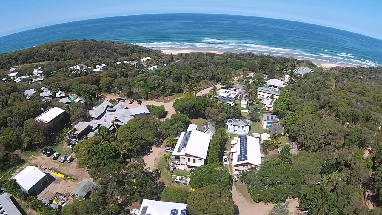 Sailfish Resort Fraser Island