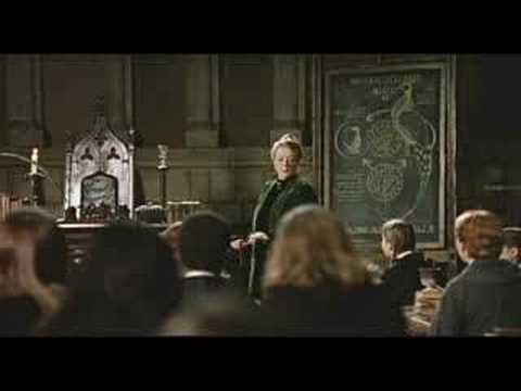 Harry Potter and the Chamber of secrets trailer