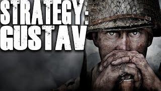 Search Strategy: Gustav Cannon (Call of Duty World War 2 - COD WW2)