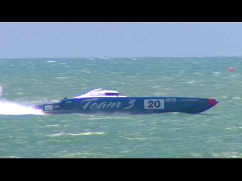 Offshore Superboat Championship Round 6 Hervey Bay - November 29, 2015