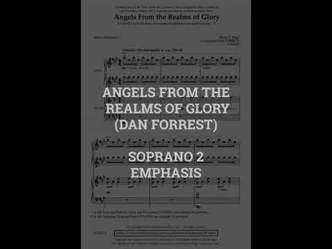 Angels From The Realms of Glory   SOPRANO 2
