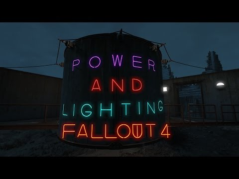 New Power and Lights in Fallout 4's Wasteland Workshop DLC