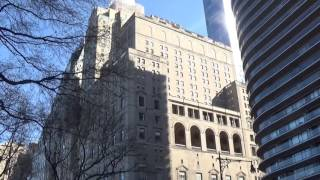 Privatve Clubs of New York Part 3 -- New York Athletic Club -- filmed Friday April 14, 2017