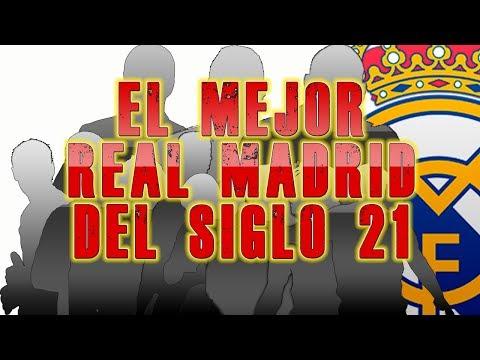 EL MEJOR REAL MADRID DEL SIGLO 21 thumbnail
