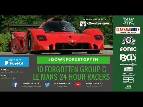 Ten Forgotten Group C Racers - LM24 Legends You've Never Heard Of