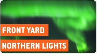 The Northern Lights | Light Up The Sky