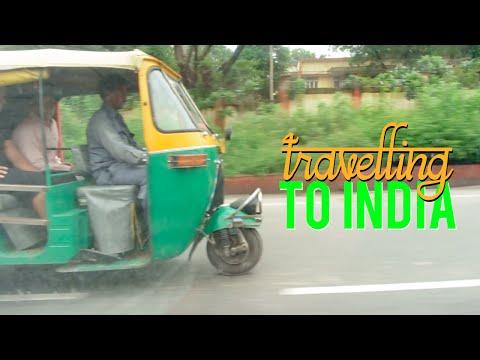 TRAVELLING TO INDIA | Delhi, India #1