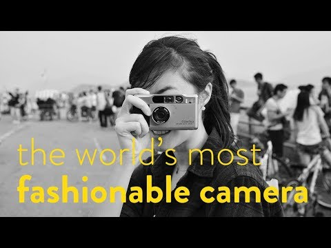 Digital Darkroom: Contax T2, The World's Most Fashionable Camera