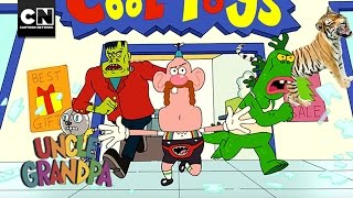 Toy Rush I Uncle Grandpa I Cartoon Network