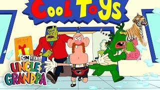 Toy Rush I Uncle Grandpa I Cartoon Network